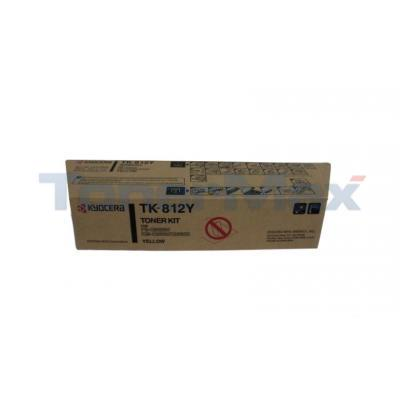 KYOCERA MITA FS-C8026N C2630D TONER YELLOW